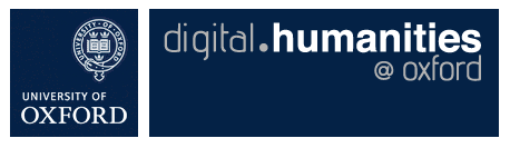 Logo for digital.humanities@oxford